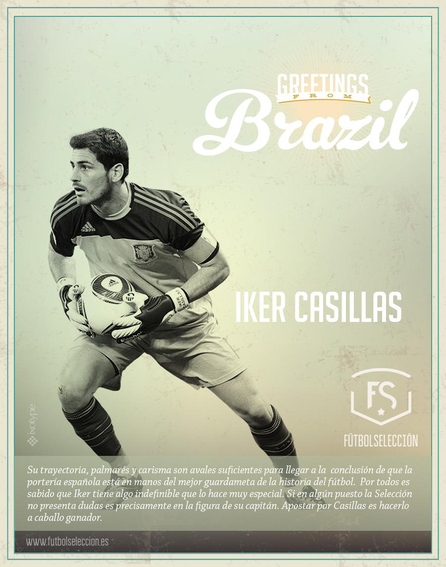 Casillas- FÚTBOLSELECCIÓN