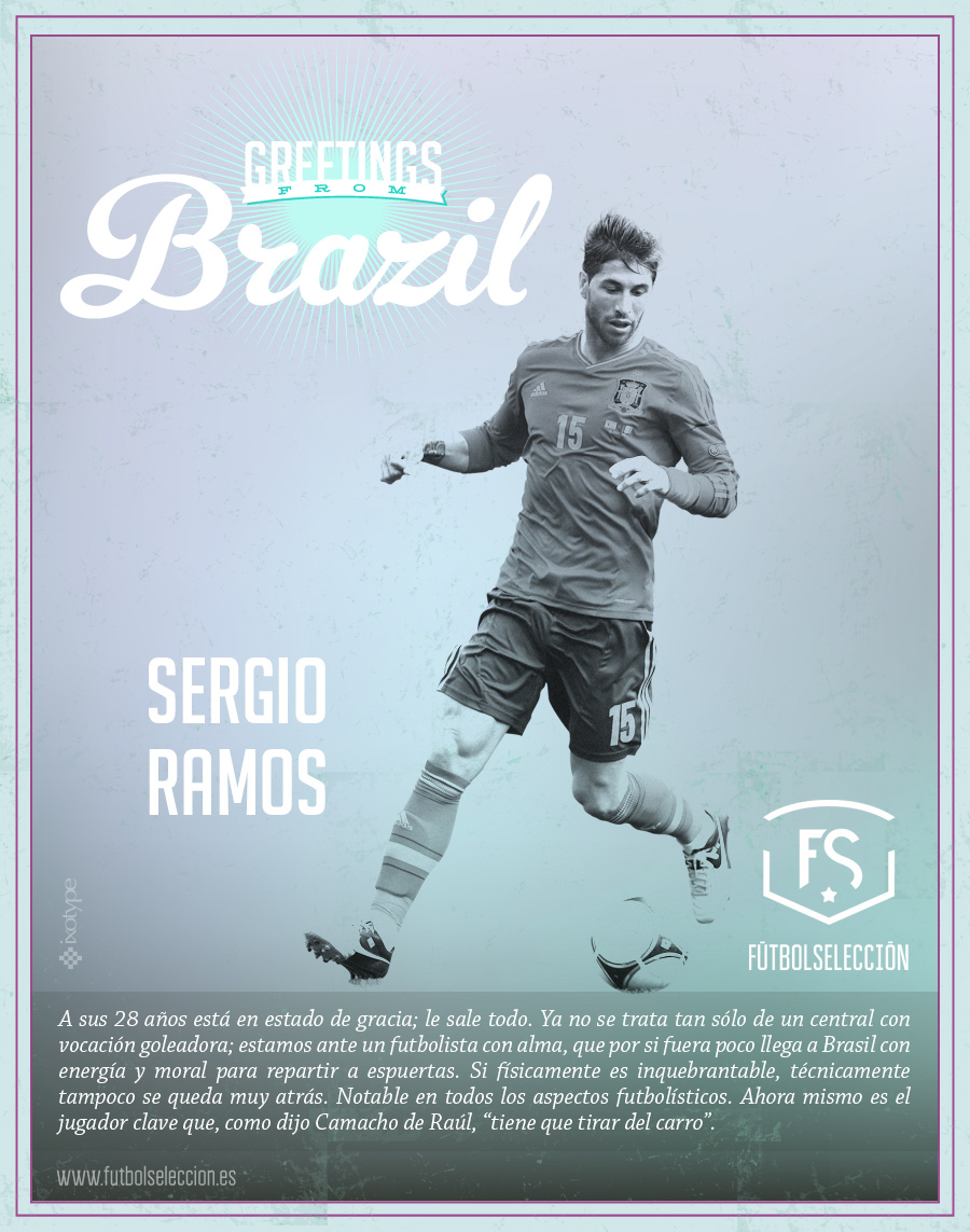 Ramos - FÚTBOLSELECCIÓN