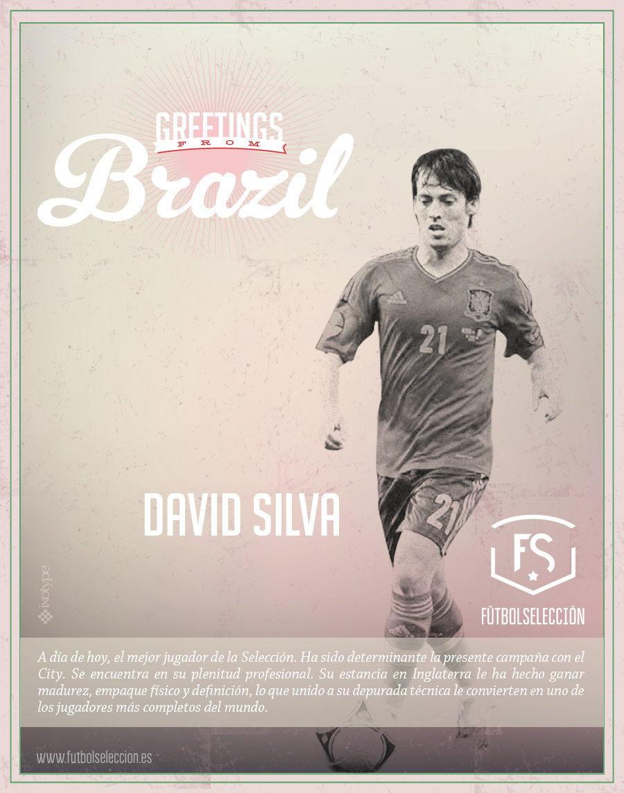 Silva - FÚTBOLSELECCIÓN