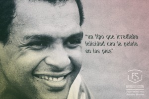 Luiz Pereira: Jugar sonriendo - FÚTBOLSELECCIÓN