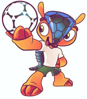 Las mascotas de los Mundiales de Fútbol - Fuleco Brasil 2014 - FÚTBOLSELECCIÓN
