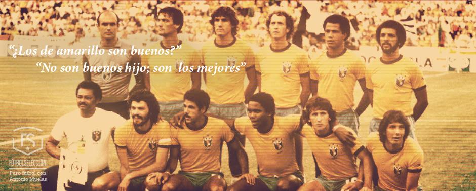 Mis recuerdos de Brasil - Antonio Muelas - FÚTBOLSELECCIÓN