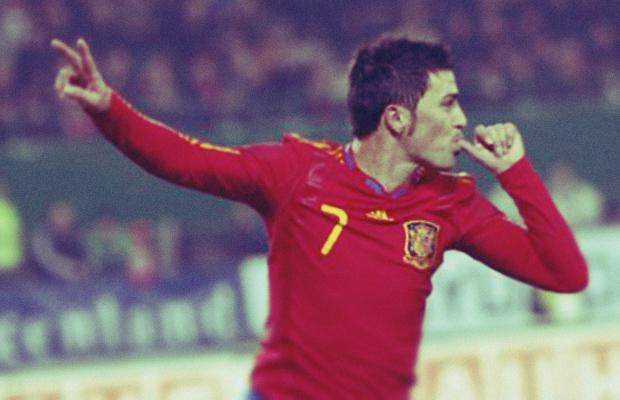 ¿Sabes quién es el máximo goleador de la historia de la Selección? - FÚTBOLSELECCIÓN
