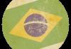Selección de fútbol de Brasil - Bandera - Mundial 2014 Brasil - FÚTBOLSELECCIÓN