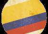 Selección de fútbol de Colombia - Bandera - Mundial 2014 Brasil - FÚTBOLSELECCIÓN