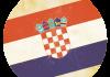 Selección de fútbol de Croacia - Bandera - Mundial 2014 Brasil - FÚTBOLSELECCIÓN