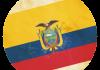 Selección de fútbol de Ecuador - Bandera - Mundial 2014 Brasil - FÚTBOLSELECCIÓN