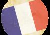 Selección de fútbol de Francia - Bandera - Mundial 2014 Brasil - FÚTBOLSELECCIÓN