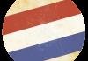 Selección de fútbol de Holanda - Bandera - Mundial 2014 Brasil - FÚTBOLSELECCIÓN