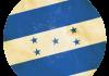 Selección de fútbol de Honduras - Bandera - Mundial 2014 Brasil - FÚTBOLSELECCIÓN