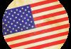 Selección de fútbol de Estados Unidos de América (EEUU / USA) - Bandera - Mundial 2014 Brasil - FÚTBOLSELECCIÓN